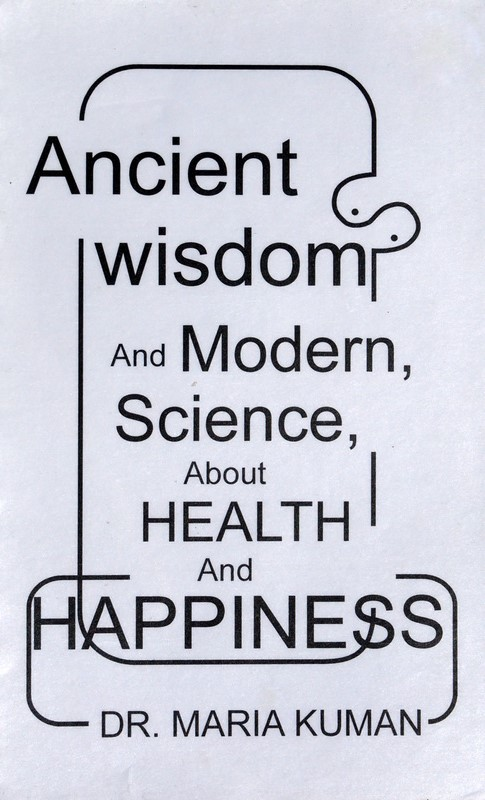 Image of the cover of Ancient Eastern Wisdom and Modern Western Science