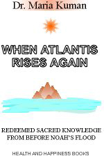 Image of the cover of When Atlantis Rises Again