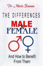 Image of the cover of Differences Male and Female and How to Benefit from them