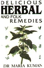 Image of the cover of Herbal and Folk Remedies