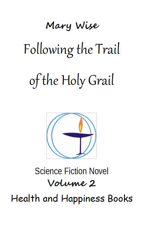 Image of the cover of Following the Trail of the Holy Grail