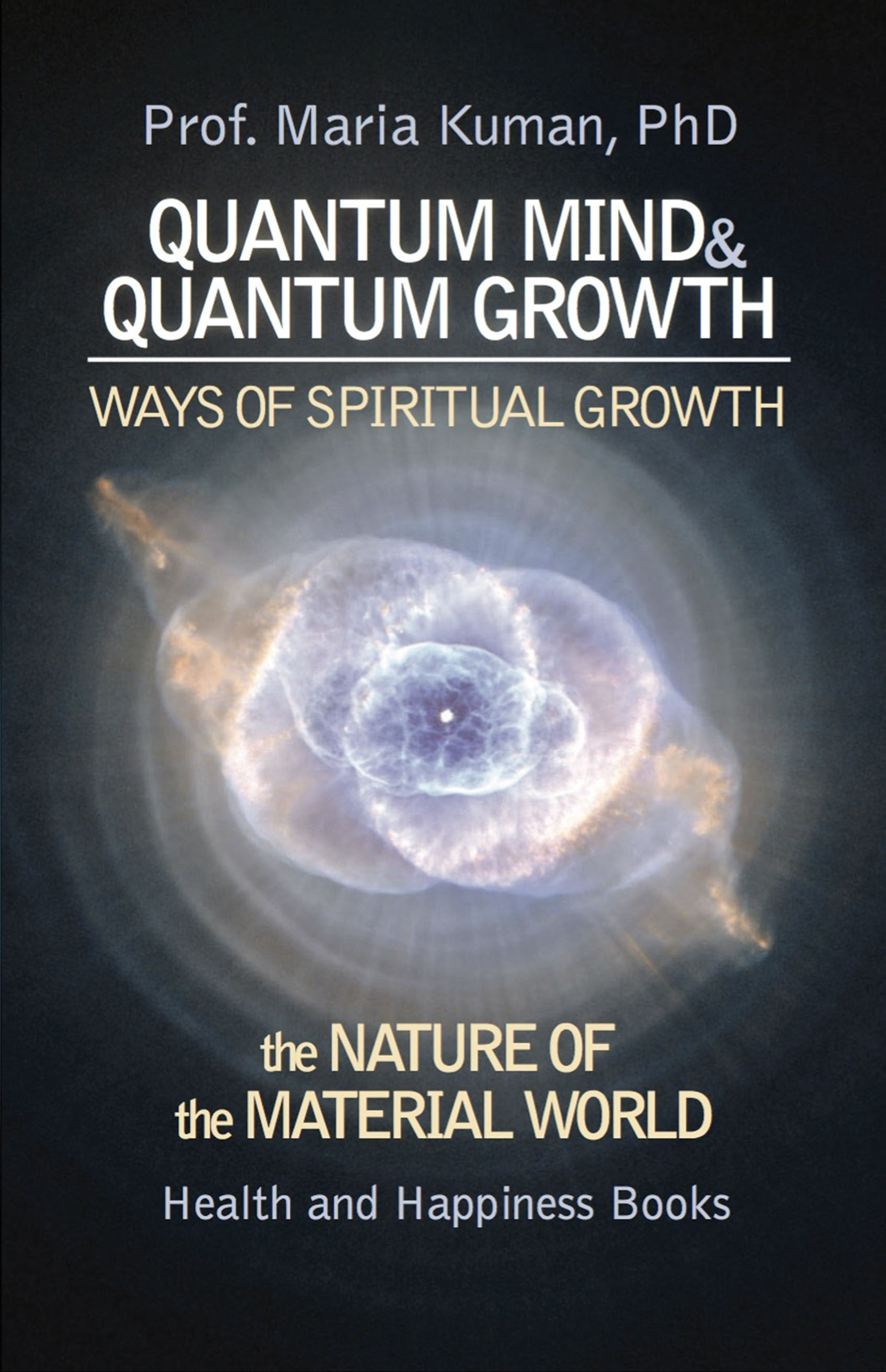 Image of the cover of Quantum Mind and Quantum Growth