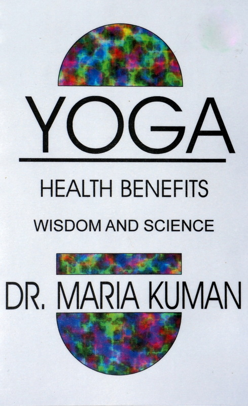 Image of the cover of Yoga Health Benefits
