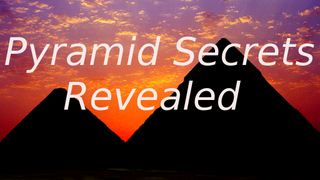 Link to Pyramid Secrets Revealed page