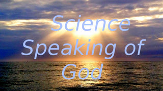 Link to Science Speaking of God page